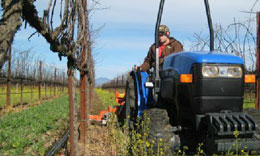 Vineyard Equipment Rentals Saint Helena Agricultural Services