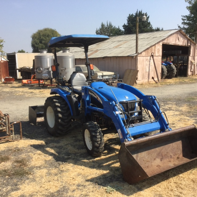 Your source for used compact tractors